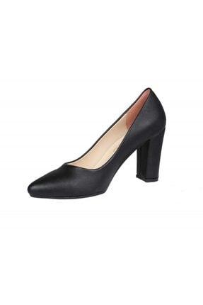 PUNTO 462003 Siyah Rugan Kadın Stiletto 3