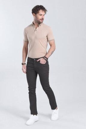 M Store Hakı Slım Fıt Pantolon 0