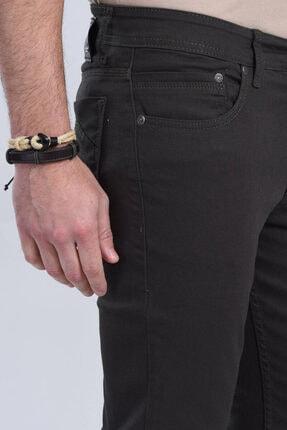 M Store Hakı Slım Fıt Pantolon 2