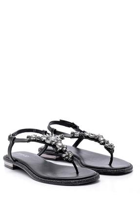 Derimod Kadın Taşlı Sandalet 2