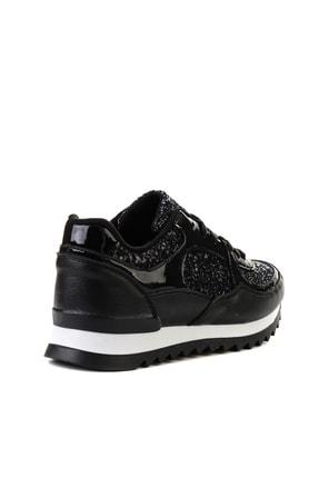 Bambi Siyah Kadın Sneaker L06030561 3