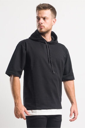 caddecity Kısa Kollu Sweatshirt 1
