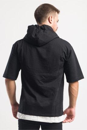 caddecity Kısa Kollu Sweatshirt 3