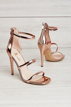 Bambi Rose Kadın Abiye Ayakkabı K01527472139 0