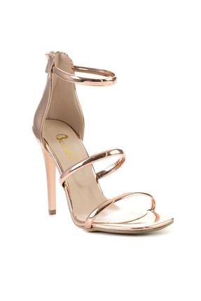 Bambi Rose Kadın Abiye Ayakkabı K01527472139 2