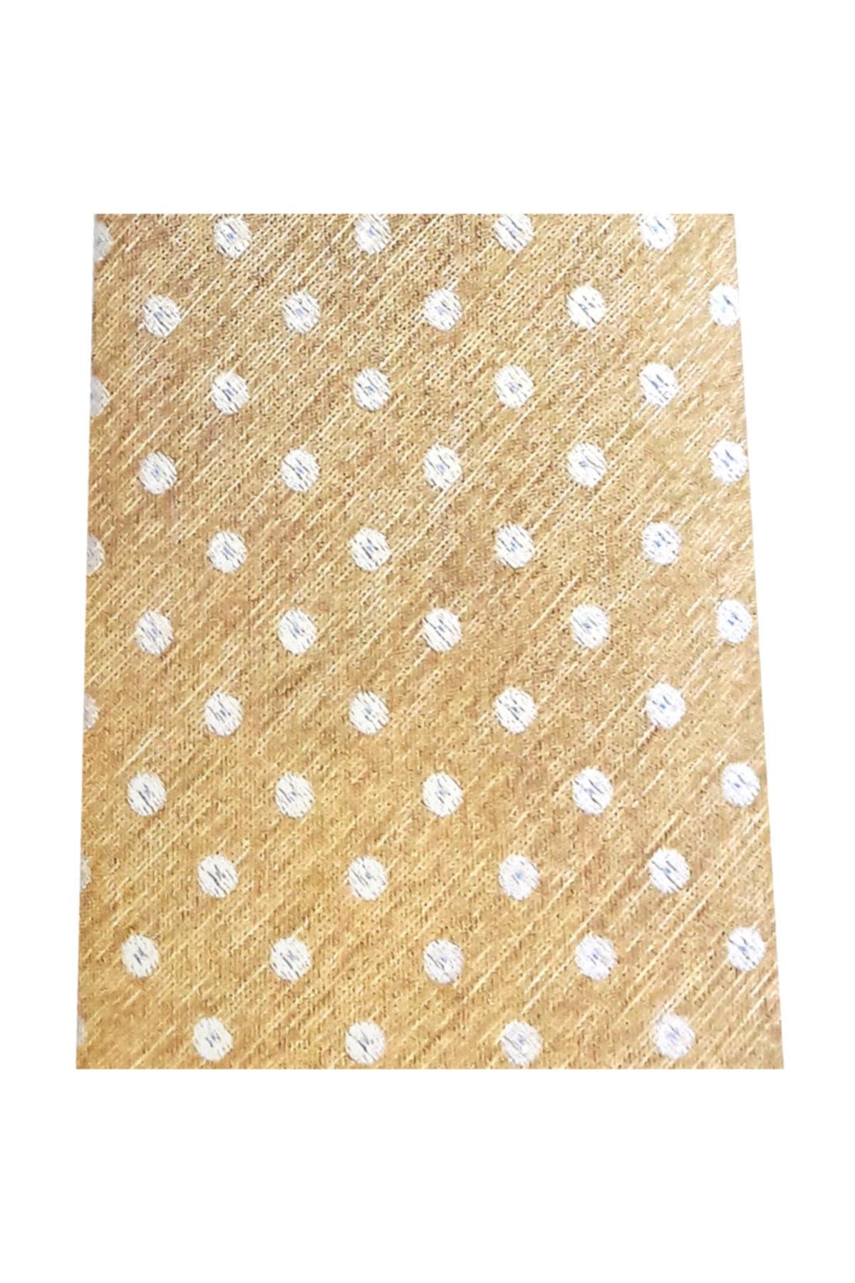 Cacharel Sarı Desenli Kravat Ch004