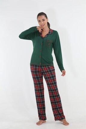 Etoile Étoile Uzun Kol Pijama Takımı %100 Pamuk / 98118 1