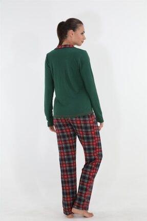 Etoile Étoile Uzun Kol Pijama Takımı %100 Pamuk / 98118 3