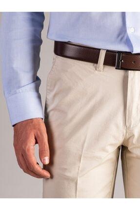 Dufy Taş Düz Sık Dokuma Erkek Pantolon - Regular Fıt 1