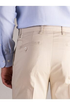Dufy Taş Düz Sık Dokuma Erkek Pantolon - Regular Fıt 3