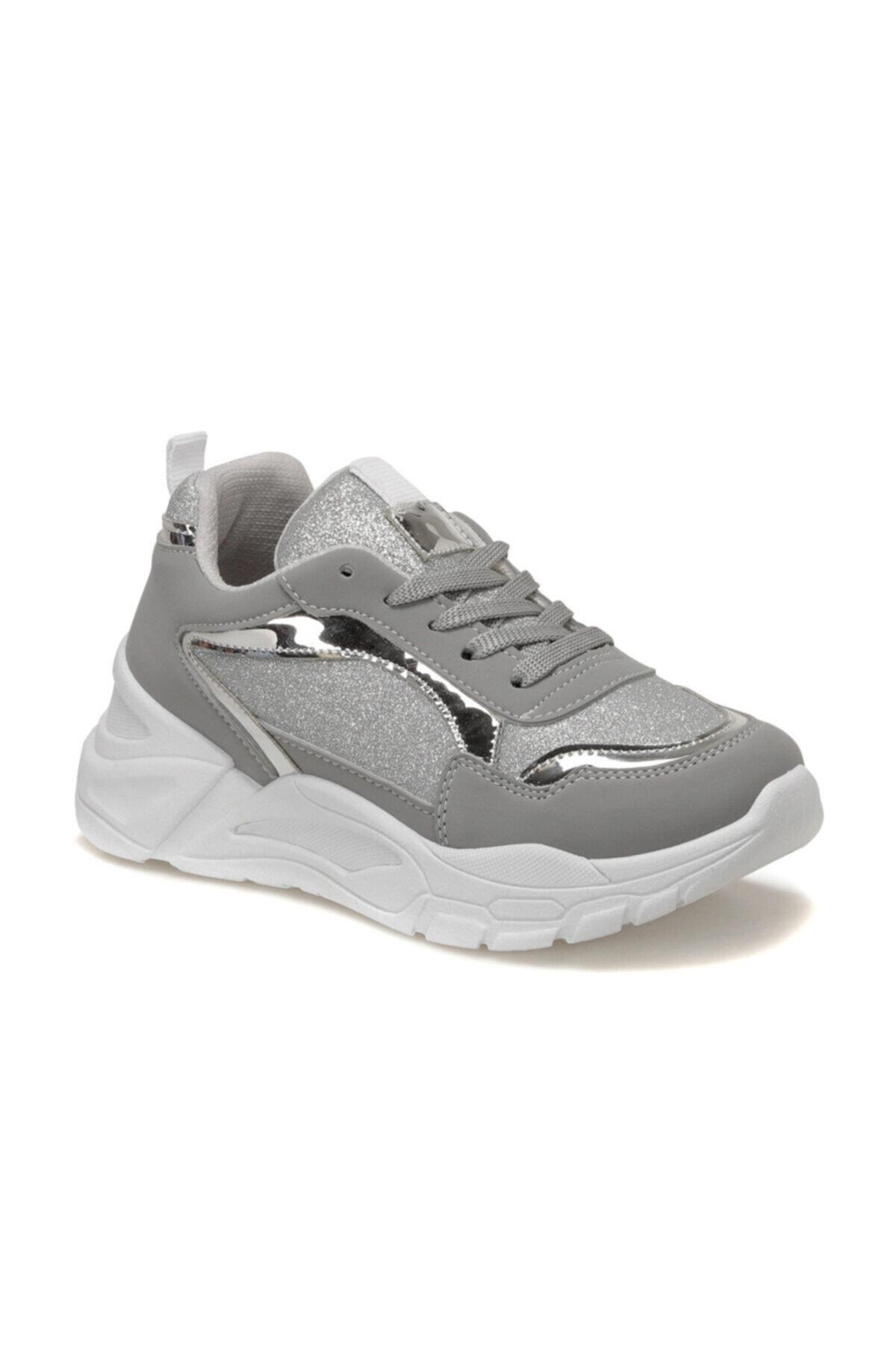 612201.F Gümüş Kız Çocuk Ayakkabı 100558608