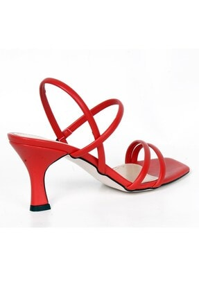 Tessera Kadın Topuklu Sandalet 1