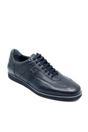Fosco Siyah Comfort Erkek Ayakkabı 1075 306 0