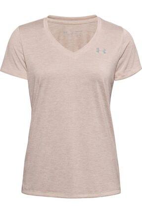 Under Armour Kadın Spor T-Shirt - Tech Ssv - Twist - 1258568-679 0