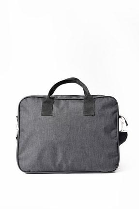 Aqua Di Polo Aynı Butikte 2. Ürün 1 TL Unisex Evrak Ve Laptop Çantası Omuz Askılı Su Geçirmez Kumaş Apba010802 3