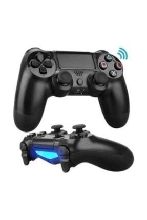 HADRON Ps4 Dualshock Wireless Oyun Kolu (Siyah) 0