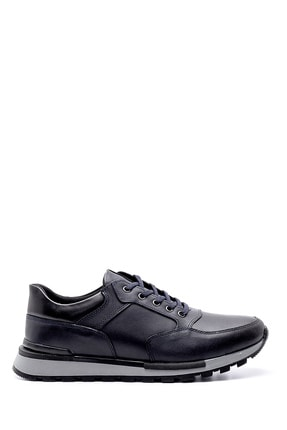 Derimod Erkek Deri Casual Sneaker 0