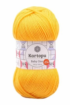 Kartopu Baby One El Örgü Ipi 100 gr | K154 1