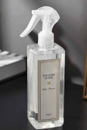 English Home Beyaz Çiçekler Oda Spreyı 400 Ml Bej 1