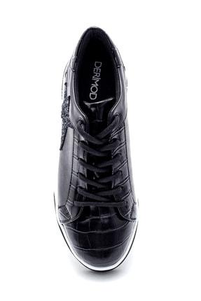 Derimod Kadın Yıldız Detaylı Sneaker 4