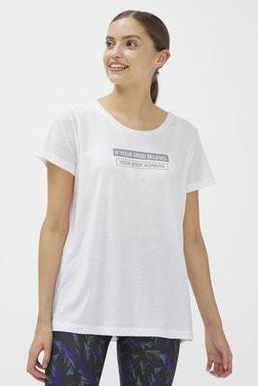 Penti Beyaz Reflected Tişört 0