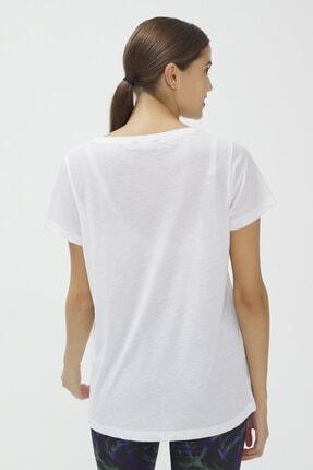 Penti Beyaz Reflected Tişört 3