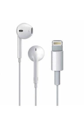 2K Original Apple Iphone 7 8 X Xs 11 11 Pro 12 Pro Uyumlu Kulaklık Lightning Konnektörlü Earpods Kulaklık 1