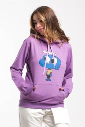 caddecity Gumball Baskılı Sweatshirt 1