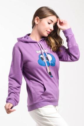 caddecity Gumball Baskılı Sweatshirt 2