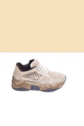 Pierre Cardin PC-30420 Vizon Kadın Spor Ayakkabı 2