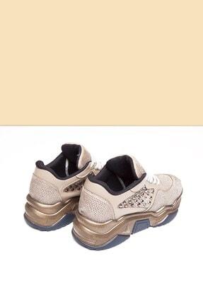 Pierre Cardin PC-30420 Vizon Kadın Spor Ayakkabı 3