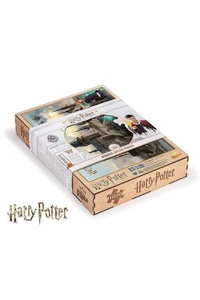 King Of Puzzle Harry Potter Hogwarts Castle Ahşap Puzzle 1000 Parça 1