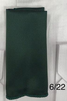 Quesste Accessory Quesste Armür Dokumalı Noktalı Mendilli Ince Kravat 6 Cm 3