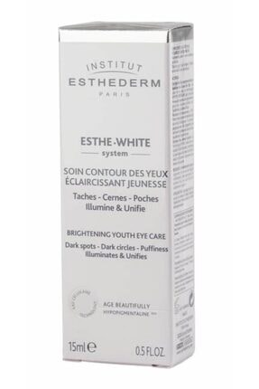 INSTITUT ESTHEDERM White System Whitening Repair Eye Contour 15 ml 0