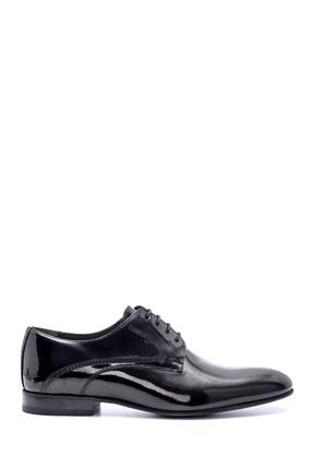 Derimod Erkek Deri Rugan Klasik Ayakkabı 0