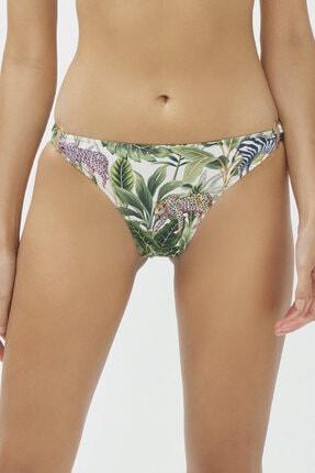 Penti Çok Renkli Helen Side Bikini Altı 1
