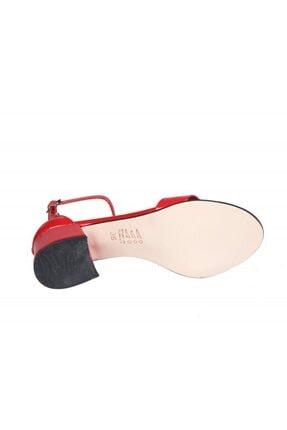 PUNTO 462059 Kırmızı Rugan Kadın Stiletto 2