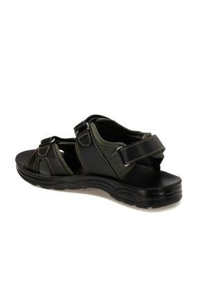 PANAMA CLUB Alba Siyah Erkek Çocuk Sandalet 2