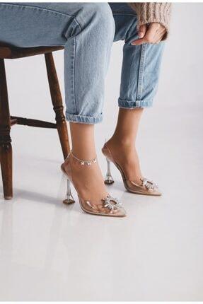 SHOEBELLAS Chole Kadın Topuklu Ayakkabı 0