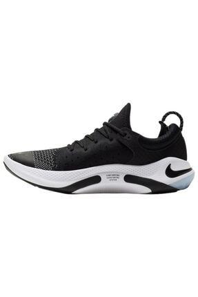 Nike Erkek Siyah Beyaz Joyride Run Flyknit Ayakkabı 1