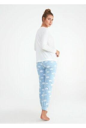 Suwen Bella Spor Pijama Takımı 3