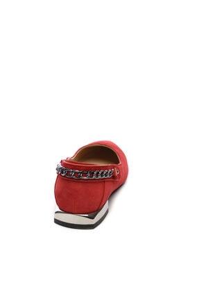 Kemal Tanca Kadın Derı Babet Ayakkabı 94 1177 Bn Ayk Sk19-20 2