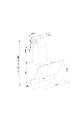 Simfer Kardelen Beyaz Dijital Ankastre Cam Set (3507 - 8668 - 7340) 4