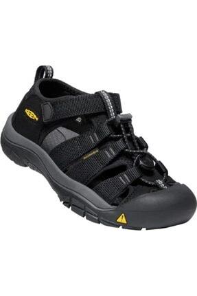 Keen Newport H2 Genç Sandalet Siyah 0