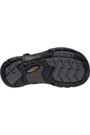 Keen Newport H2 Genç Sandalet Siyah 1