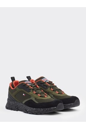 Tommy Hilfiger Fashıon Mıx Sneaker 0