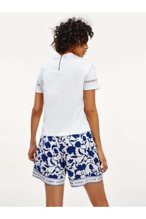 Tommy Hilfiger Th Cool Vera Relaxed Polo Ss 2