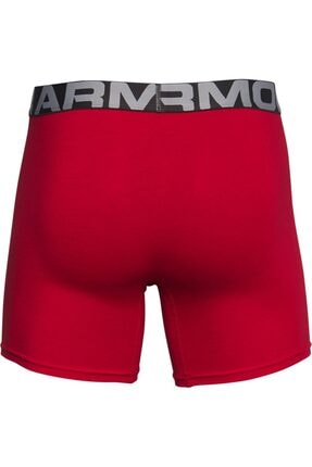 Under Armour Erkek Boxer - Ua Charged Cotton 6In 3 Pack - 1363617-600 2