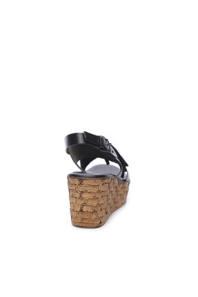 Kemal Tanca Kadın Derı Sandalet Sandalet 169 6702 Bn Sndlt 2