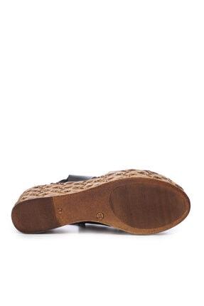 Kemal Tanca Kadın Derı Sandalet Sandalet 169 6702 Bn Sndlt 4